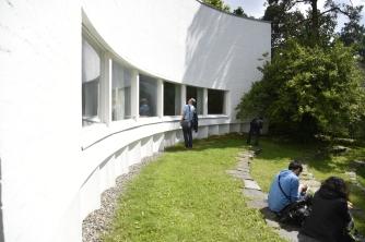 Alvar Aaltos studio