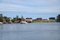 Fiskeläget i Aspö.