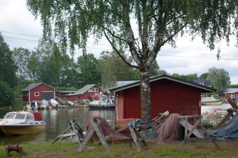 idyll på Fagerö