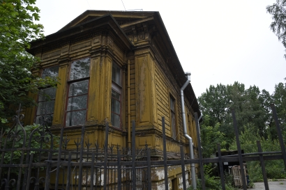 Ännu ett hus som saknar någon som älskar det.