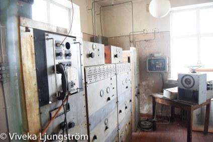 Den gamla radiofyren och lotsstationen är numera ett fint museum.