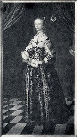 Maria Sophie de la Gardie